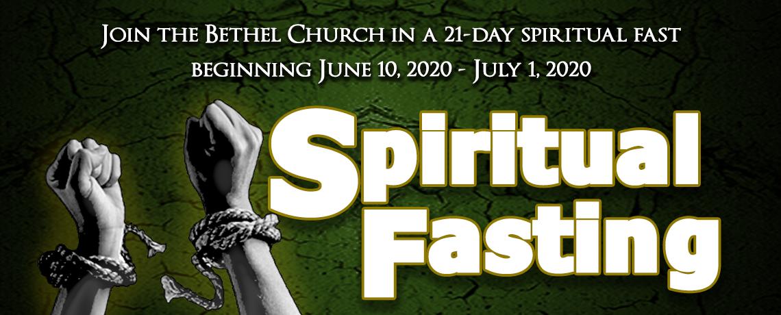 Spiritual Fasting